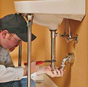 Perth plumber