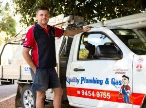 local plumber Perth