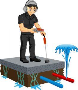Acoustic leak Detection Plumbing Perth