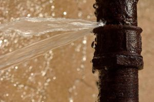 Perth burst water pipes