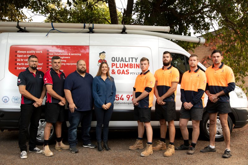 Plumbing Companies Perth