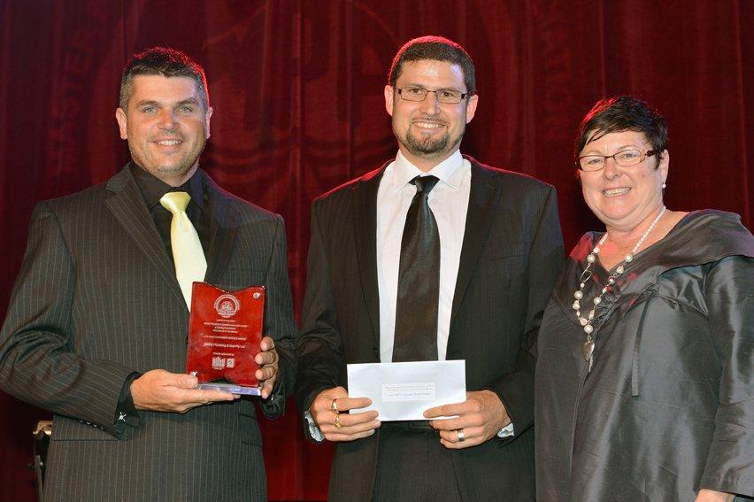 Customer Service Award 2012