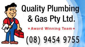 Quality Plumbing and gas in Perth