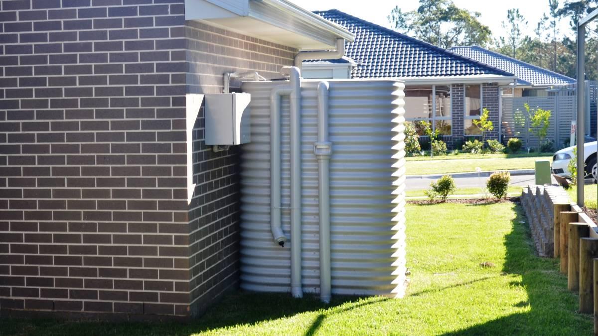 Rainwater Tank Installation in Perth