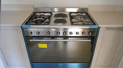 Gas Stove Installations